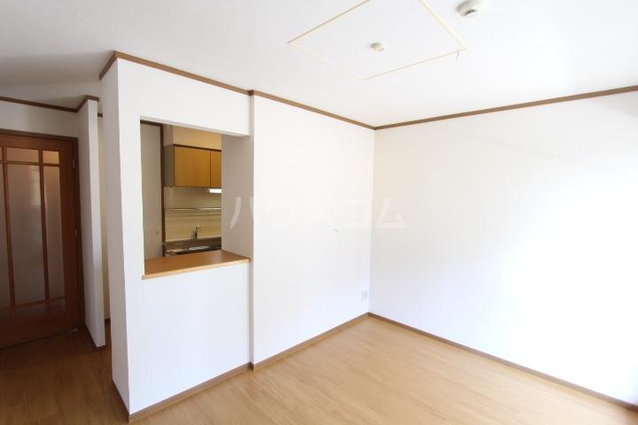 スプリングヒルズⅠ 02010号室のリビング