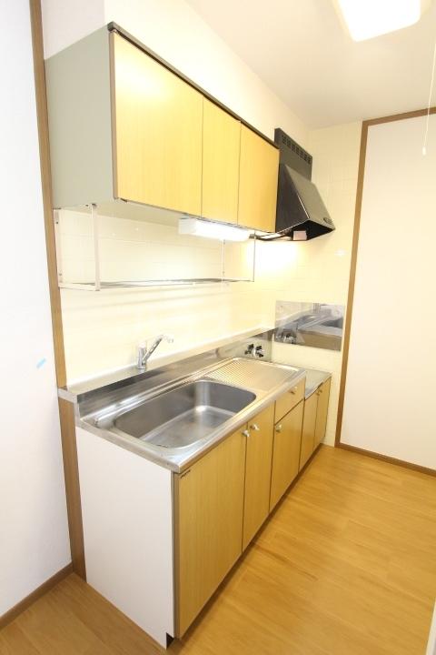 スプリングヒルズⅠ 02010号室のキッチン
