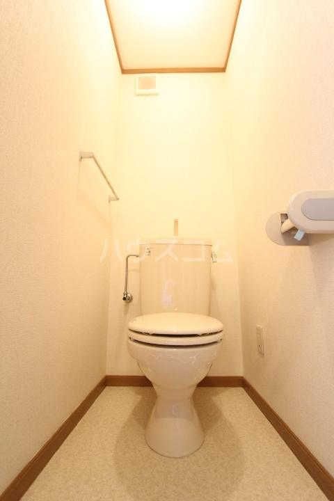 スプリングヒルズⅠ 02010号室の洗面所