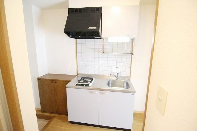 エスポワール由布 01010号室のキッチン