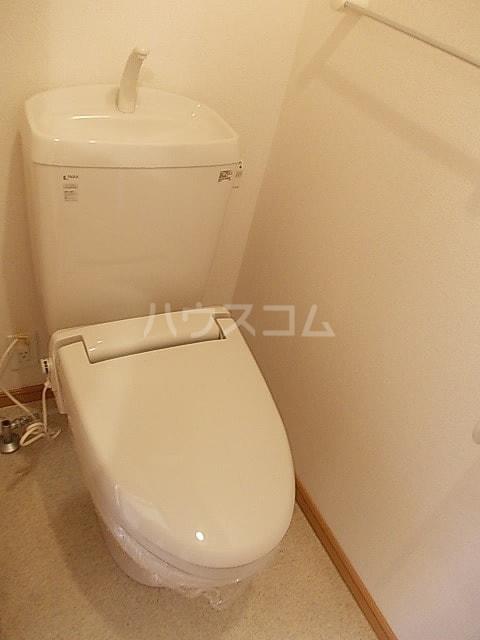 プリマヴェーラ 02010号室のトイレ