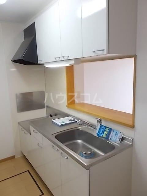 エテルノA 01020号室のキッチン