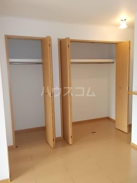 エテルノA 01020号室の収納