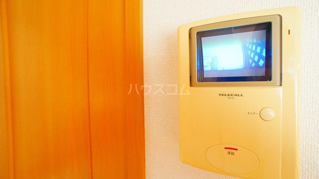 ソルフィ- E 02020号室のセキュリティ