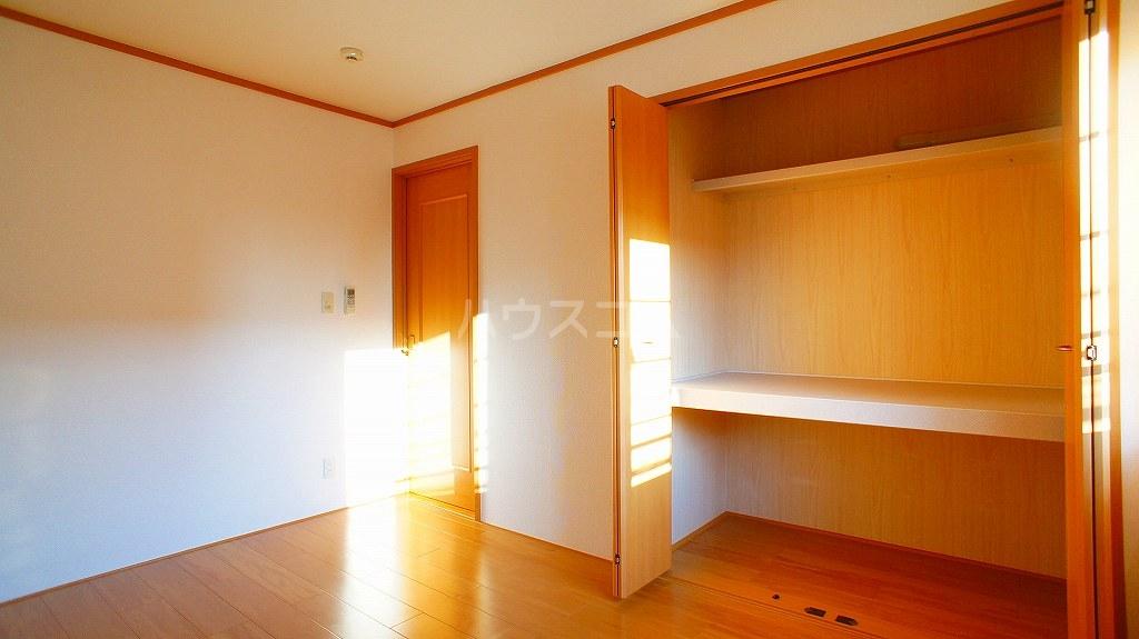 ソルフィ- E 02020号室の収納