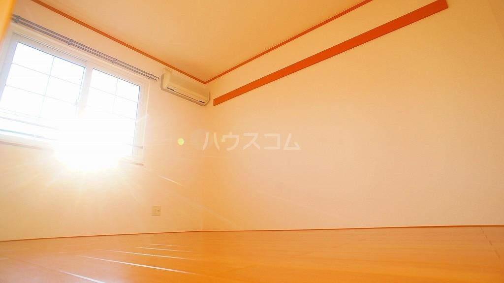 ソルフィ- E 02020号室の居室