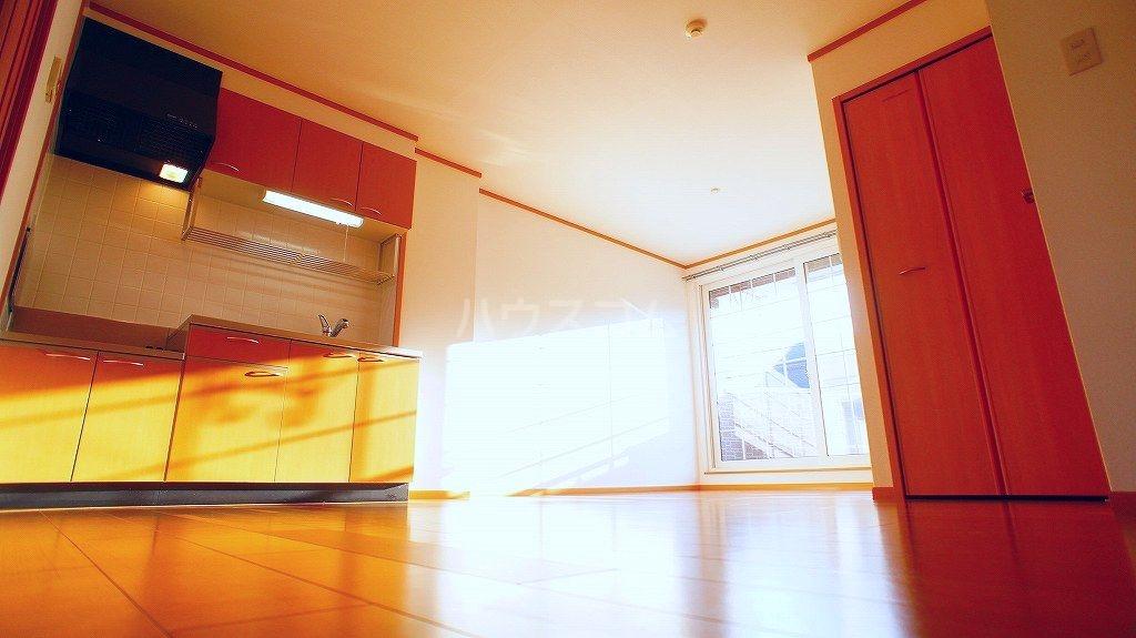 ソルフィ- E 02020号室のリビング