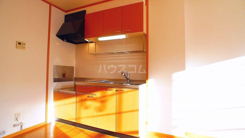 ソルフィ- E 02020号室のキッチン