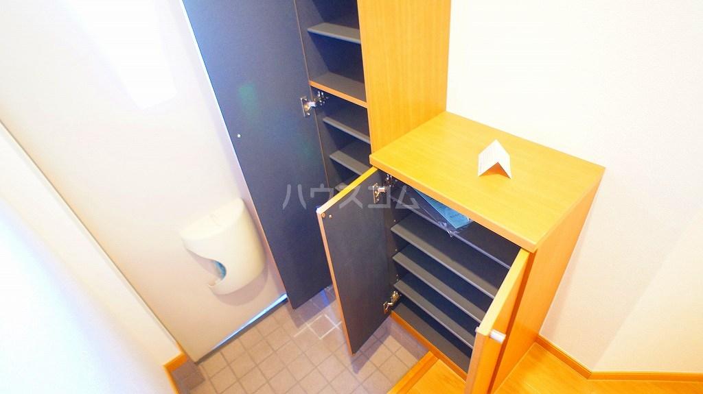 ソルフィ- E 02020号室の玄関