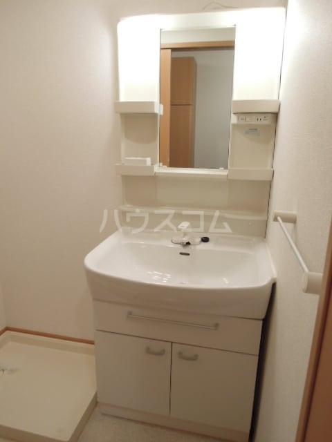 トゥェルブ チャ・チャ・チャ 01020号室の洗面所