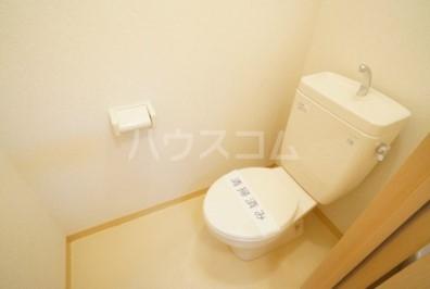 PAGE Ⅰ VILLA 206号室のトイレ