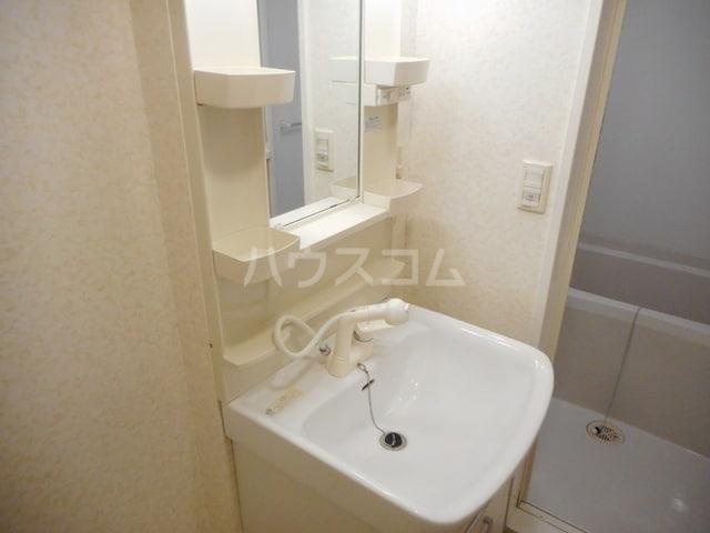 ハーヴェストヒルA 01010号室の洗面所