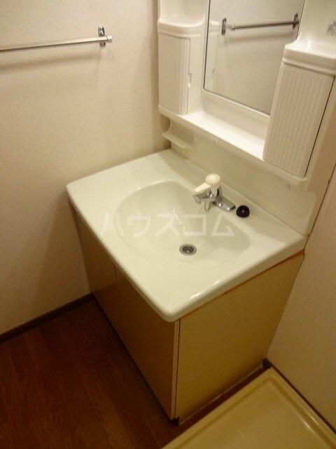 オーシャンフォーレ 01010号室の洗面所