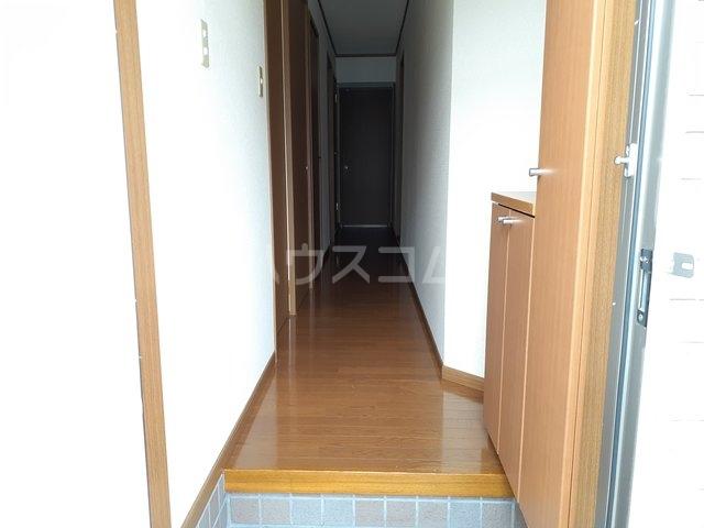 西小路ハイツⅢ 01010号室の玄関