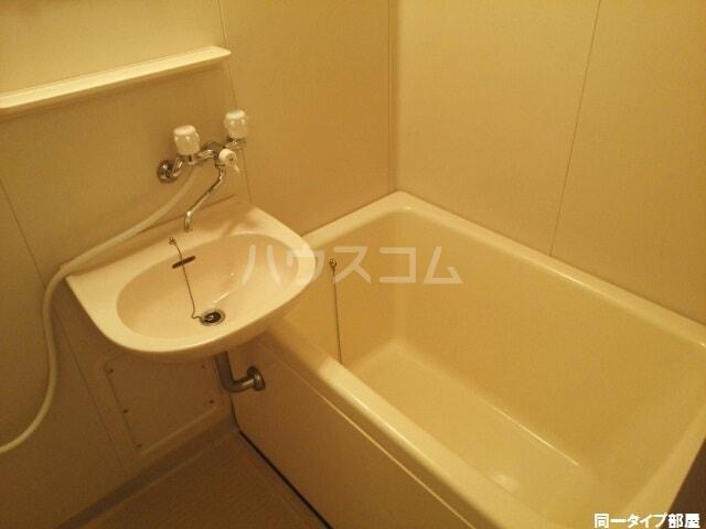 シティハイツゆたかA 01020号室の風呂