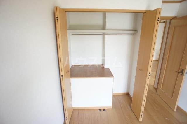 プリムロ-ズ 02020号室の収納