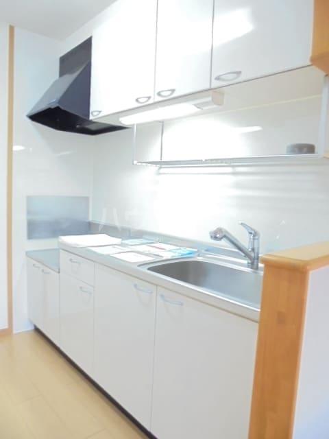 ワン グレイン.K.S. 02020号室のキッチン