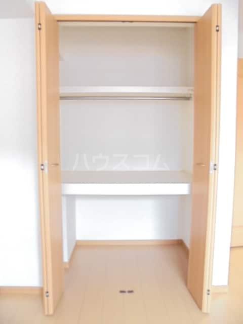 ワン グレイン.K.S. 02020号室の収納