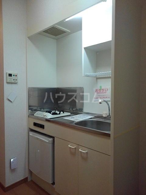 HYコート宮脇 03020号室のキッチン