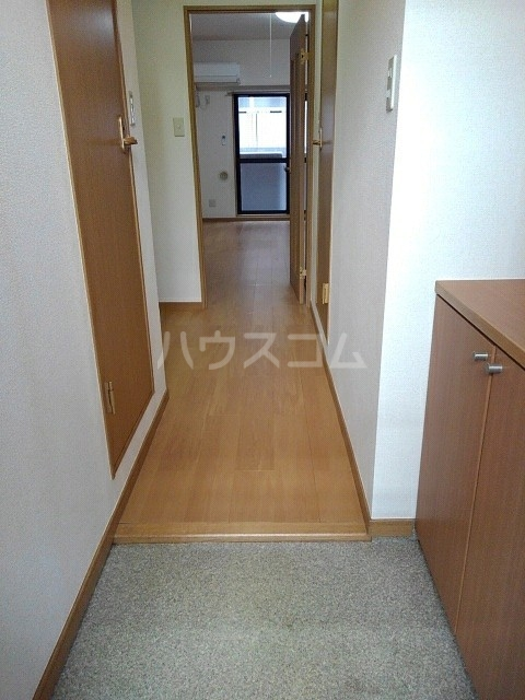 HYコート宮脇 03020号室の玄関