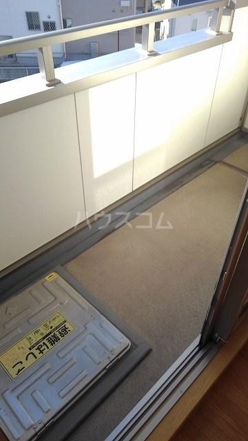 バローネT 03060号室のバルコニー