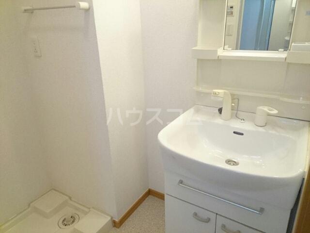 メゾン・エトワールⅡ 01010号室の洗面所
