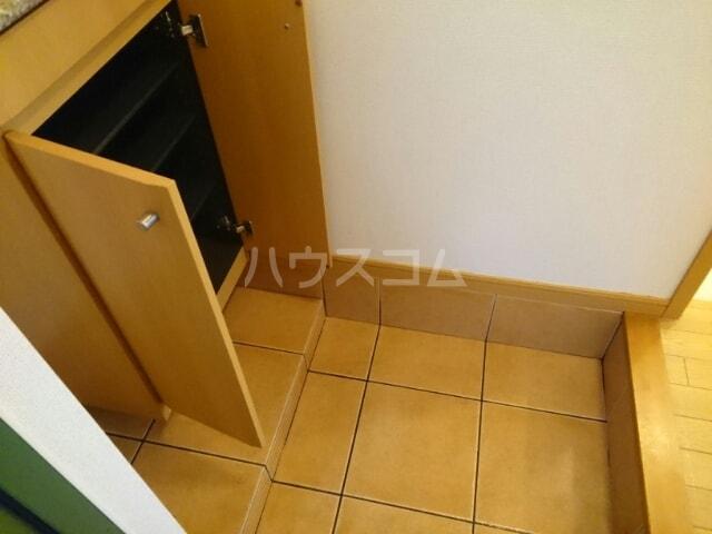 メゾン・エトワールⅡ 01010号室の玄関