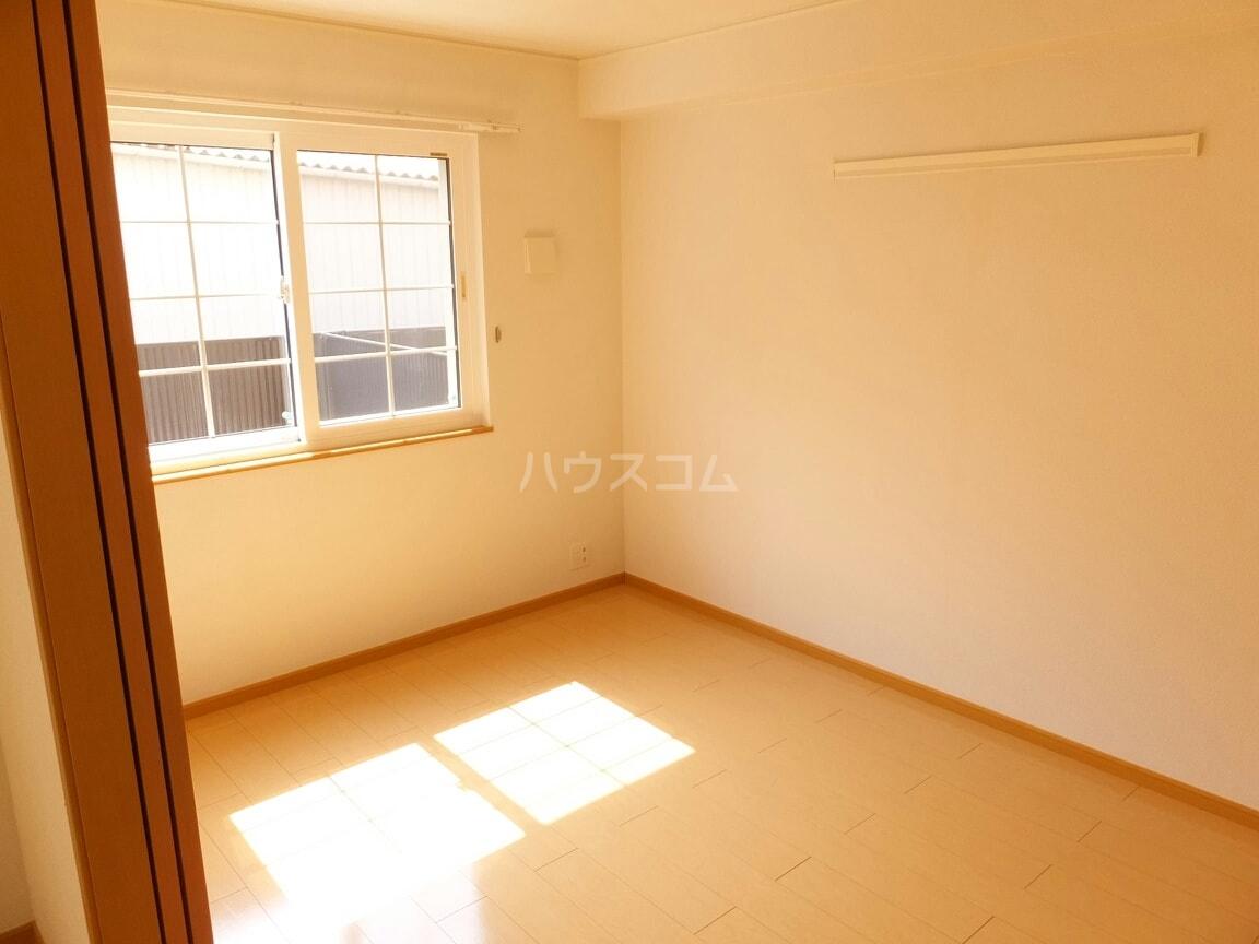 スクエアサイドⅠ 01010号室のベッドルーム
