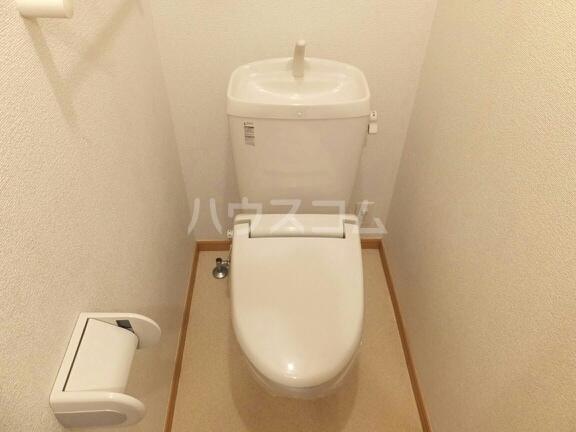 スクエアサイドⅠ 01010号室のトイレ