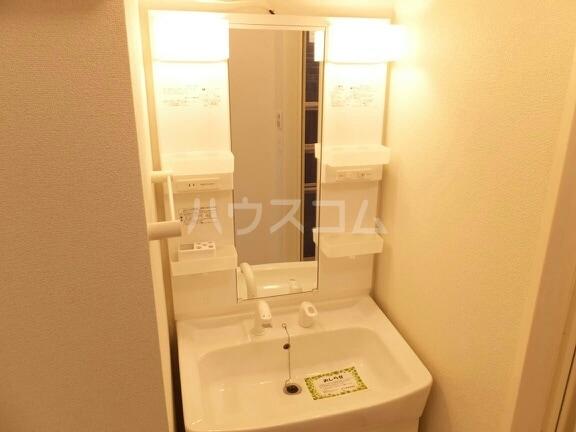 スクエアサイドⅠ 01010号室の洗面所