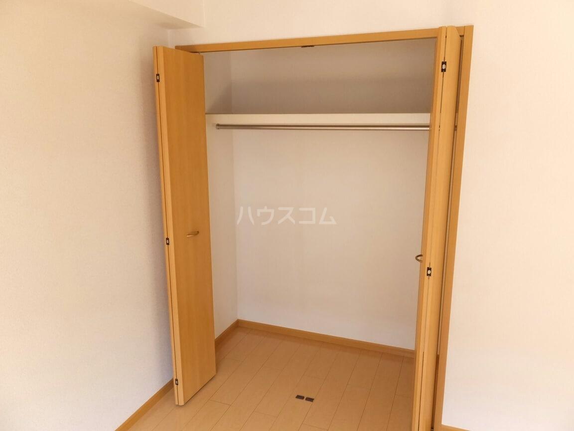 スクエアサイドⅠ 01010号室の収納
