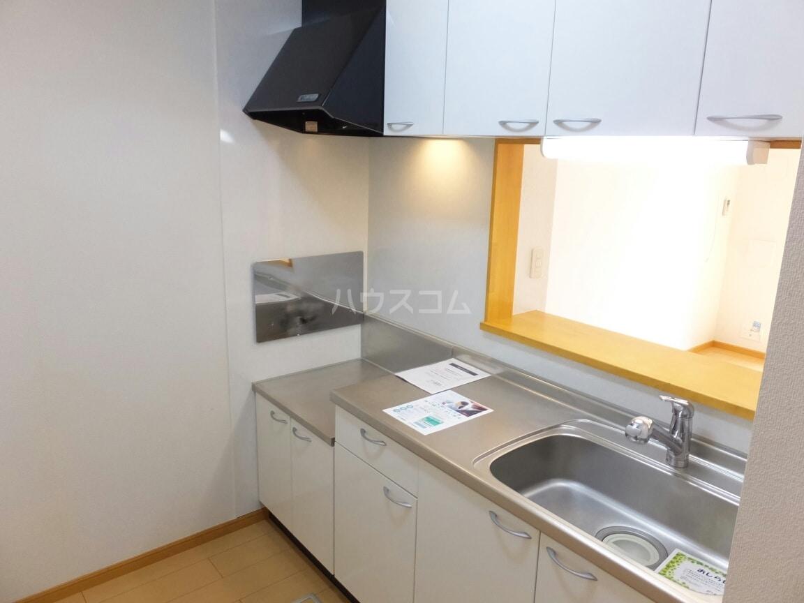 スクエアサイドⅠ 01010号室のキッチン