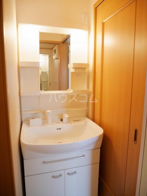 ジェントリーⅠ 01030号室の洗面所