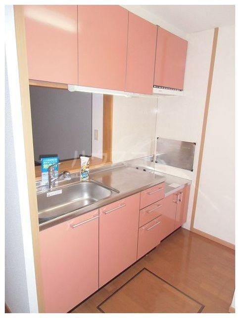 ユンヌバーグA 01020号室のキッチン