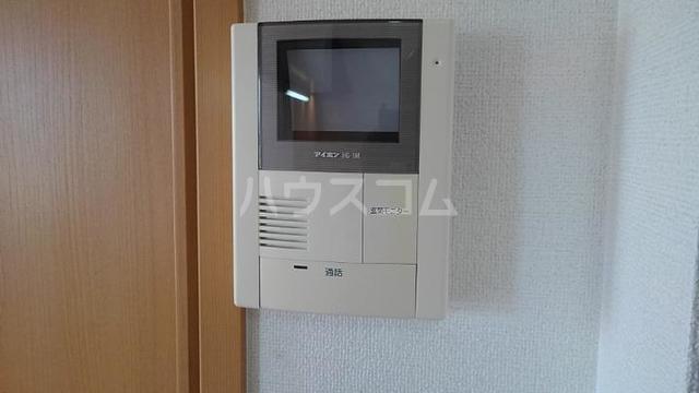 ソレアード・カーサⅡ 01010号室のセキュリティ