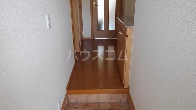 ソレアード・カーサⅡ 01010号室の玄関