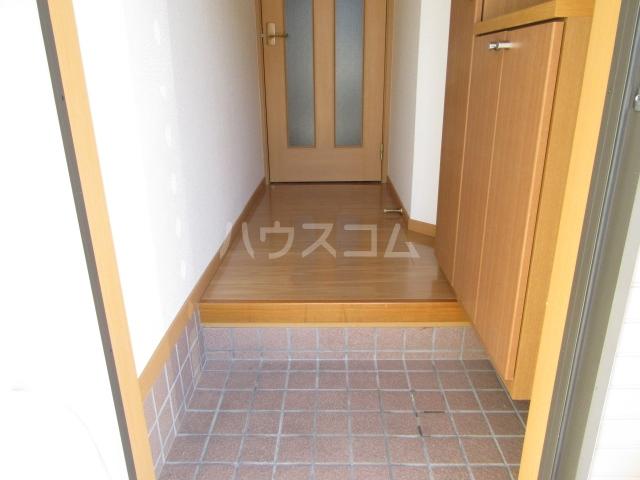 ベル・クレールC 01020号室の収納