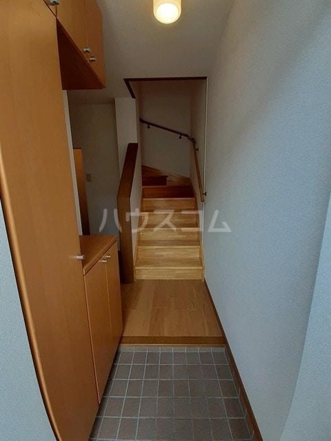 エスポワールHATA Ⅰ 02020号室の玄関