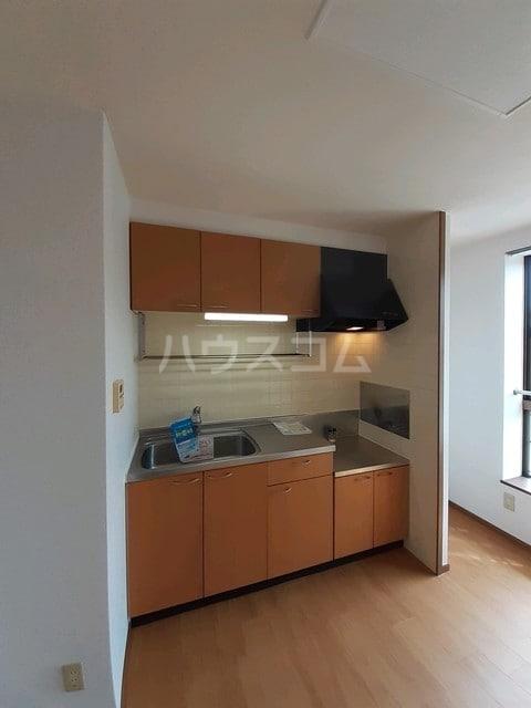 エスポワールHATA Ⅰ 02020号室のキッチン