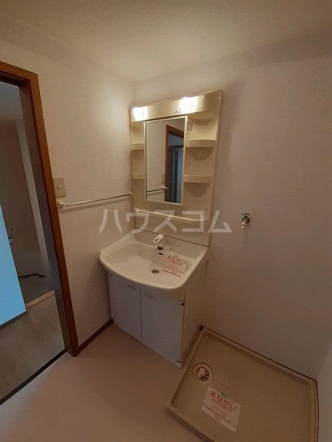 エスポワールHATA Ⅰ 02020号室の洗面所