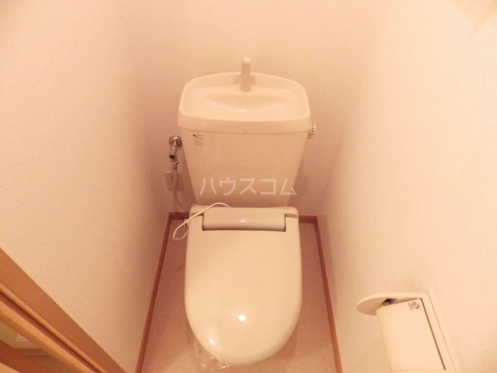 ソルフィー D 02030号室の洗面所