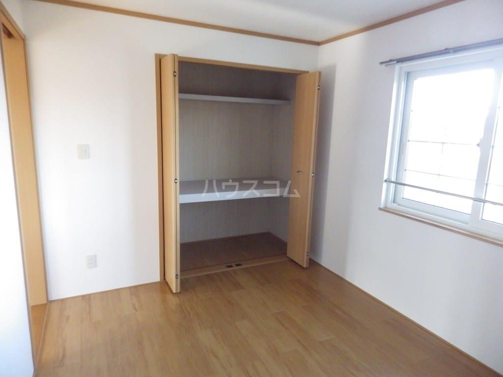 ソルフィー D 02030号室のトイレ