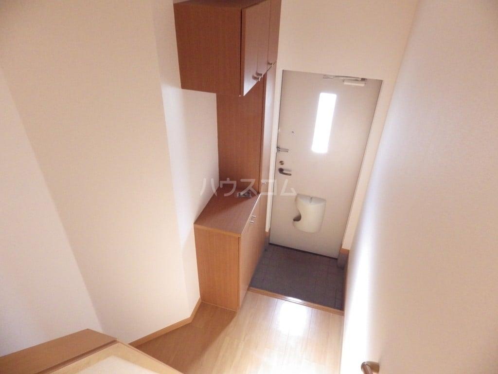 ソルフィー D 02030号室の居室