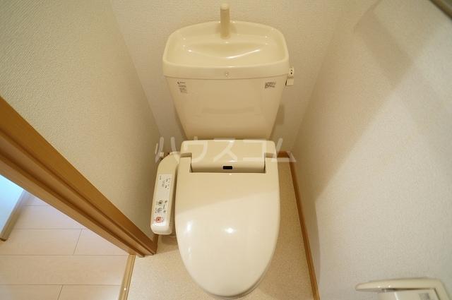 カサブランカB 02010号室のトイレ