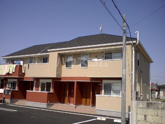 カサブランカB 02010号室の外観