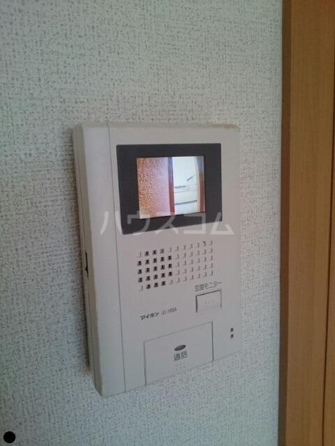 コンフォルト B 02010号室のセキュリティ