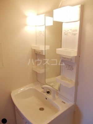 コンフォルト B 02010号室の洗面所