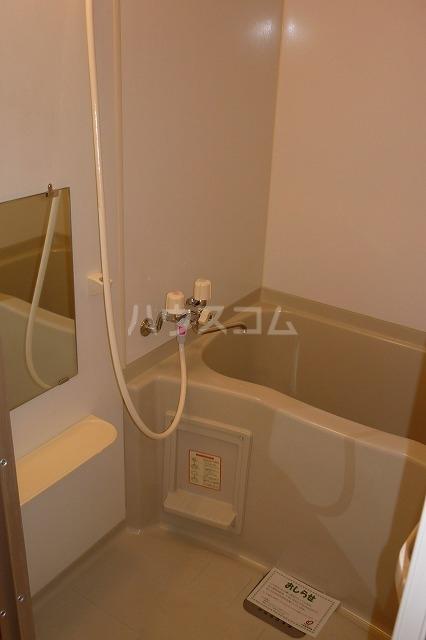 コスモ渡邉 Ⅱ 02010号室の風呂