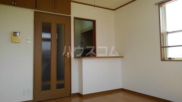 コスモ渡邉 Ⅱ 02010号室のトイレ