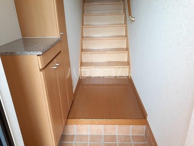 コンフォート江松Ⅱ 02010号室のベッドルーム